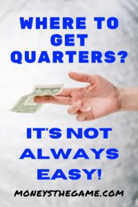 where to get quarters pin
